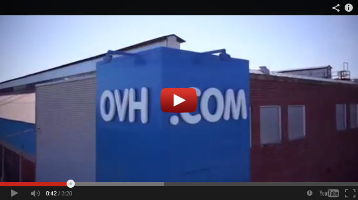 BHS, OVH brings its know-how in North America